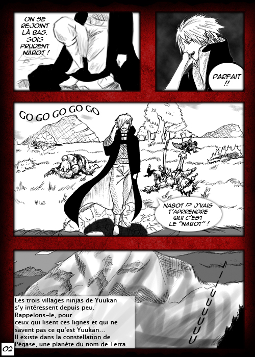 Dangamesh : Manga et planche BD Chap01-Page02