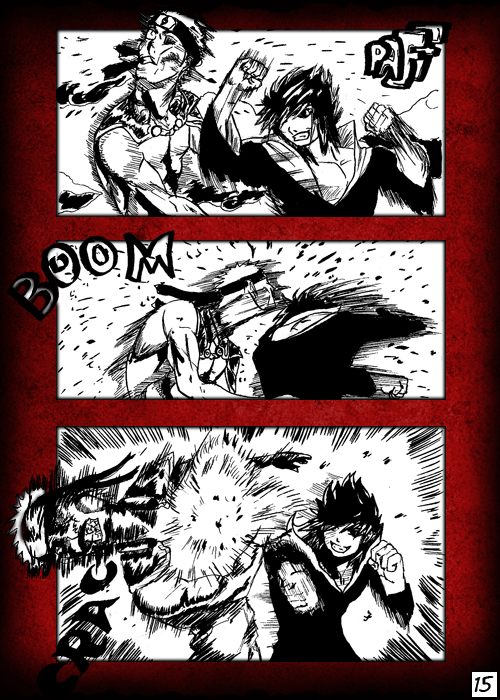 Dangamesh : Manga et planche BD Chap01-Page15