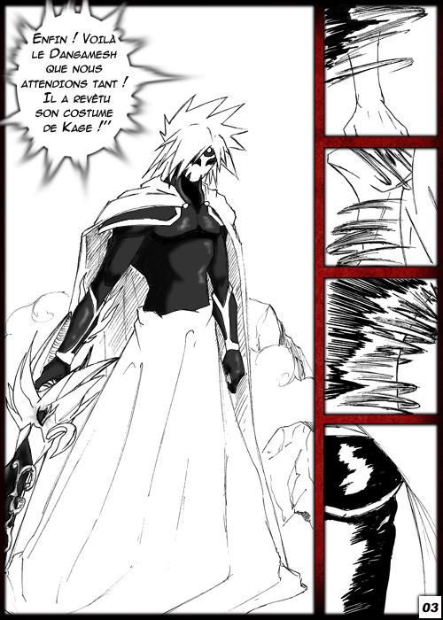 Dangamesh : Manga et planche BD Chap02-03