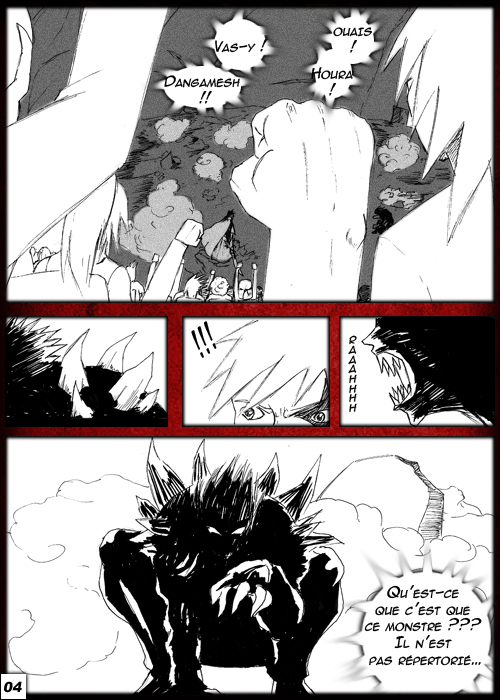 Dangamesh : Manga et planche BD Chap02-04