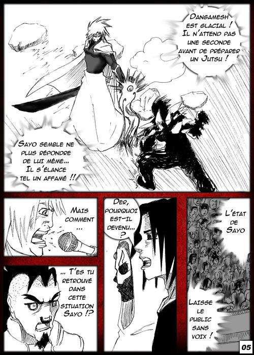 Dangamesh : Manga et planche BD Chap02-05
