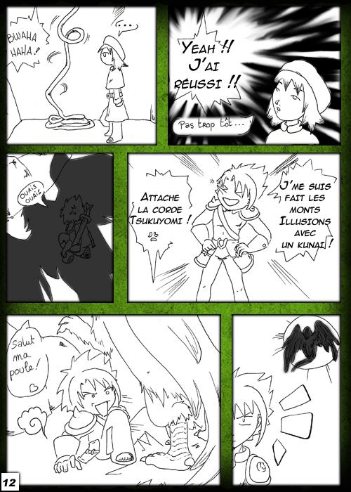 Dangamesh : Manga et planche BD Chap02-12