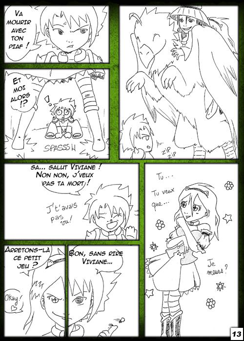 Dangamesh : Manga et planche BD Chap02-13