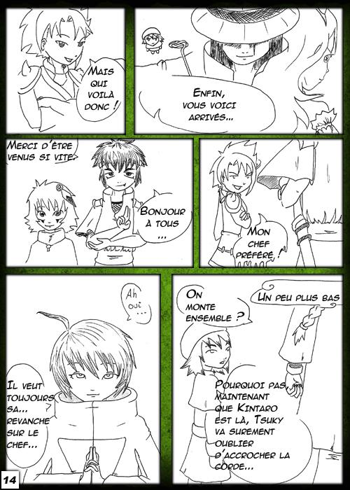 Dangamesh : Manga et planche BD Chap02-14