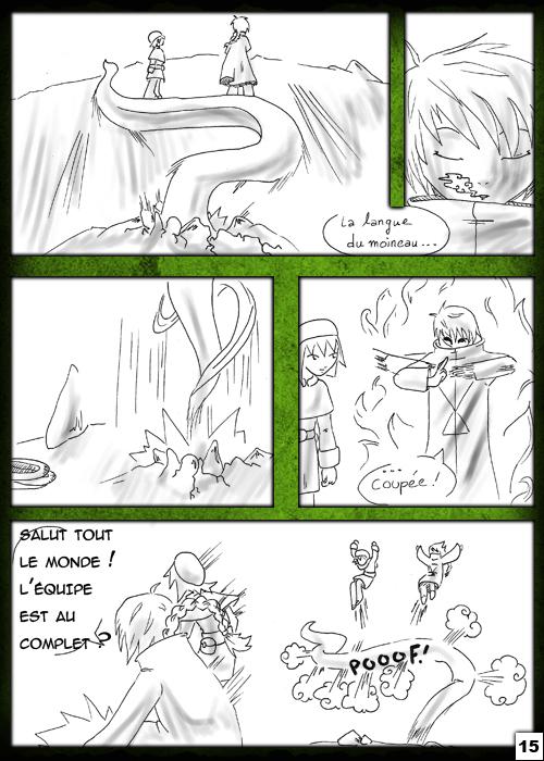 Dangamesh : Manga et planche BD Chap02-15