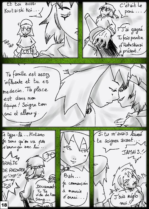 Dangamesh : Manga et planche BD Chap02-18