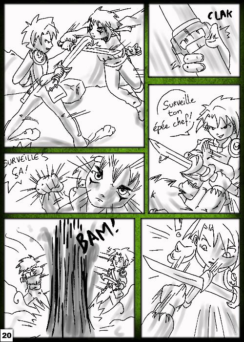 Dangamesh : Manga et planche BD Chap02-20